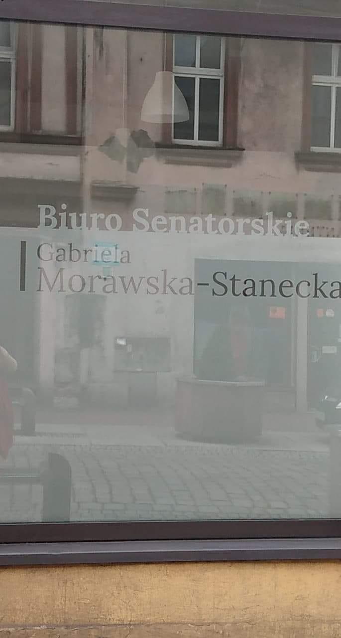 Biuro Senatorskie w Mysłowicach