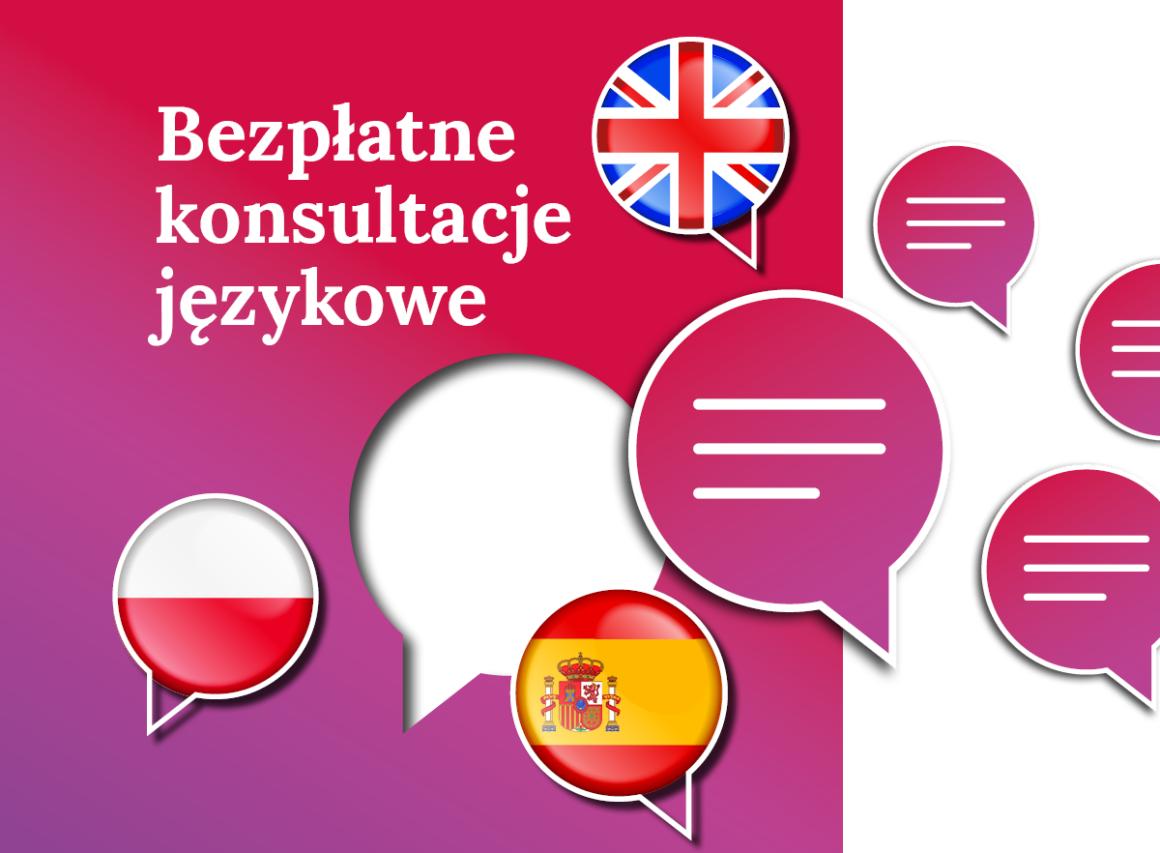 Nowi nauczyciele | nowe terminy bezpłatnych konsultacji językowych