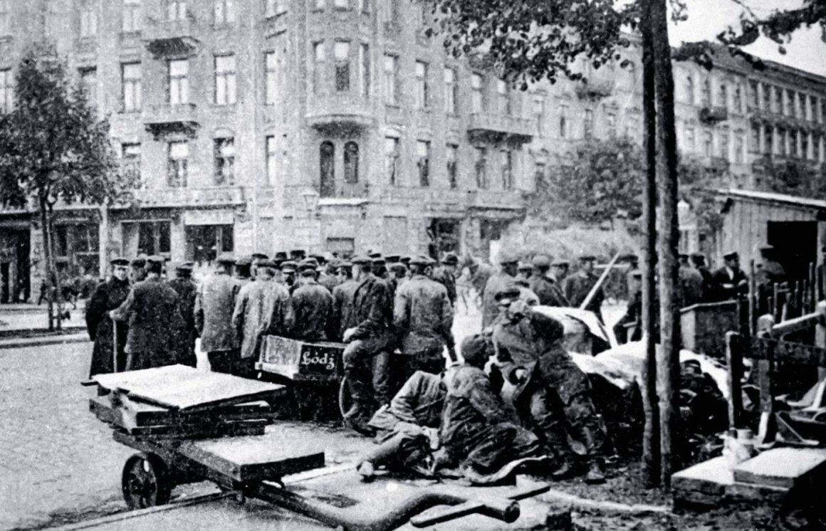 115 lat temu w Łodzi wybuchło pierwsze zbrojne powstanie robotników w Imperium Rosyjskim.