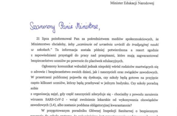 Co z polską szkołą w dobie pandemii COVID-19?