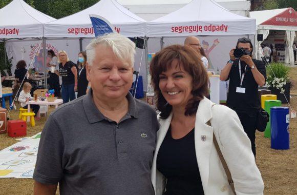 Wicemarszałek Bogdan Borusewicz, legenda Solidarności…