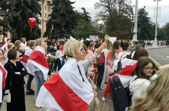Białorusinki. Odważne, niezłomne kobiety…