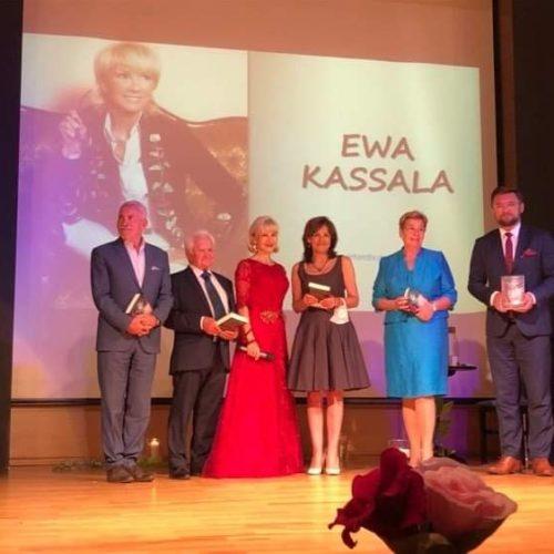 Prapremiera najnowszej książki autorstwa Ewy Kassali