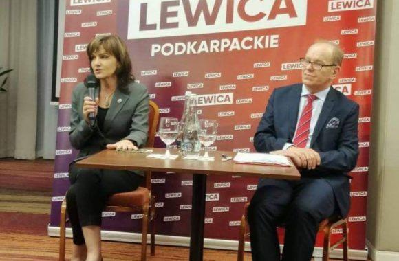 Spotkaniach w Rzeszowie i Jarosławiu