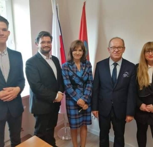 Otwarcie biura poselskiego Wiesława Buża w Mielcu