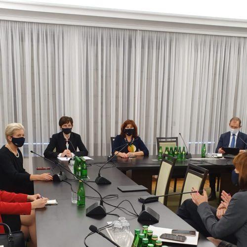 Posiedzenie Zespołu ds. Rozwoju Województwa Śląskiego