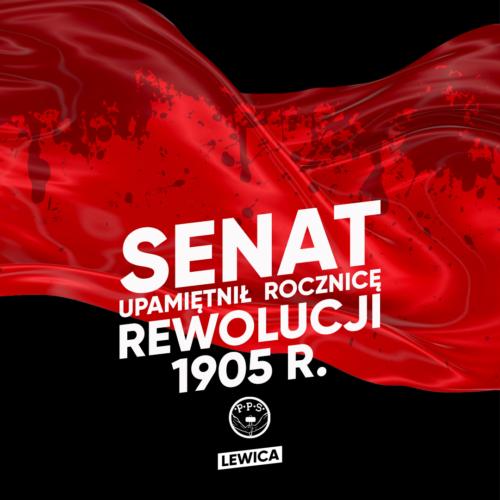Uchwała w sprawie upamiętnienia rewolucji 1905 roku…