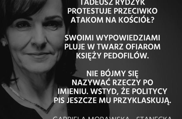 Tadeusz Rydzyk to biznesmen, nie duszpasterz