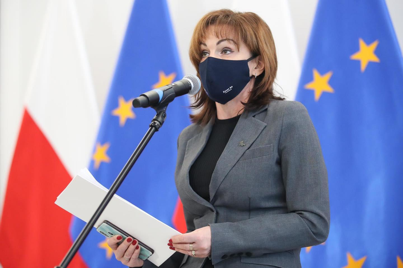 Gabriela Morawska-Stanecka Pilne