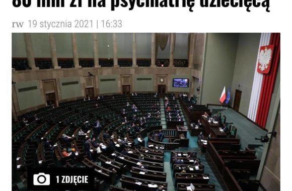 PiS odrzucili senacką poprawkę