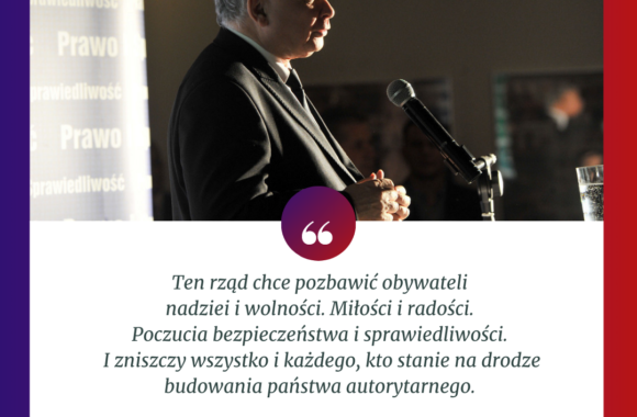 PiS chce zniszczyć szczęście polskich rodzin