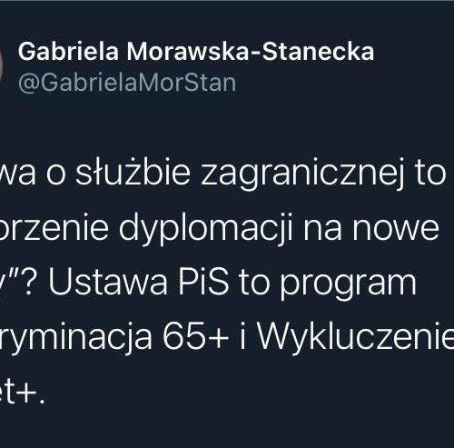 Sejm przyjął ustawę, którą odrzuciliśmy w Senacie