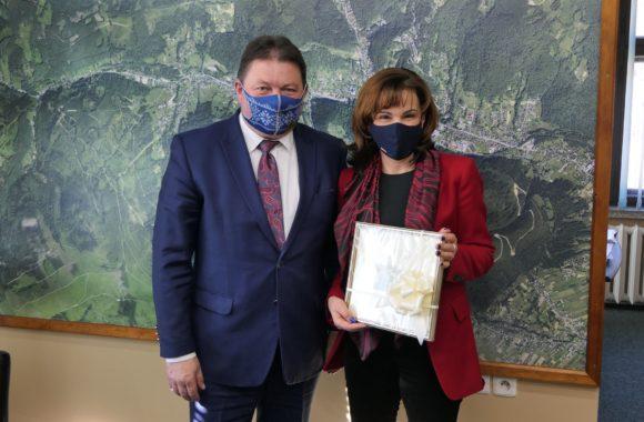 Spotkanie z burmistrzem Szczyrku