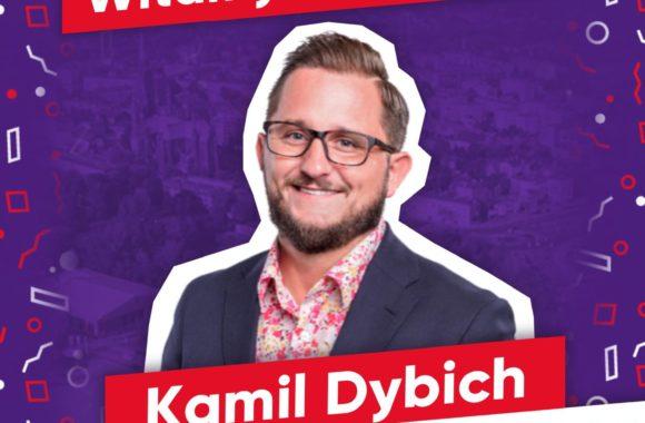 Kamil, witamy w drużynie! 🙂 💪