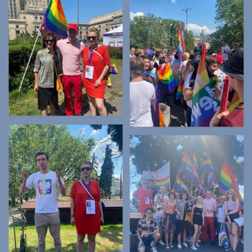 Miłość, równość, tolerancja!