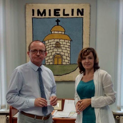 Rozwoju regionu i Imielina