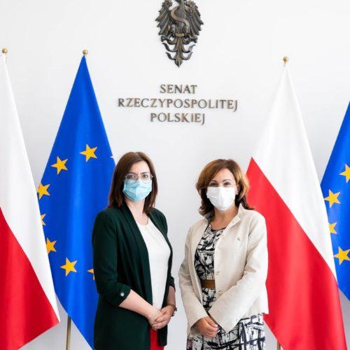 Monika Sokołowska – Przewodniczącą Zespołu ds. Kobiet przy Naczelnej Radzie Adwokackiej