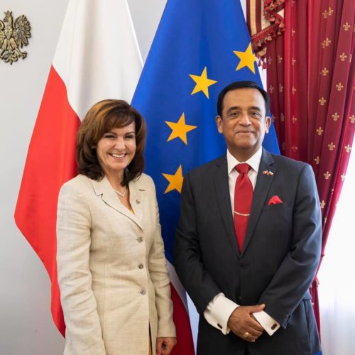 Ambasador Republiki Peru w RP