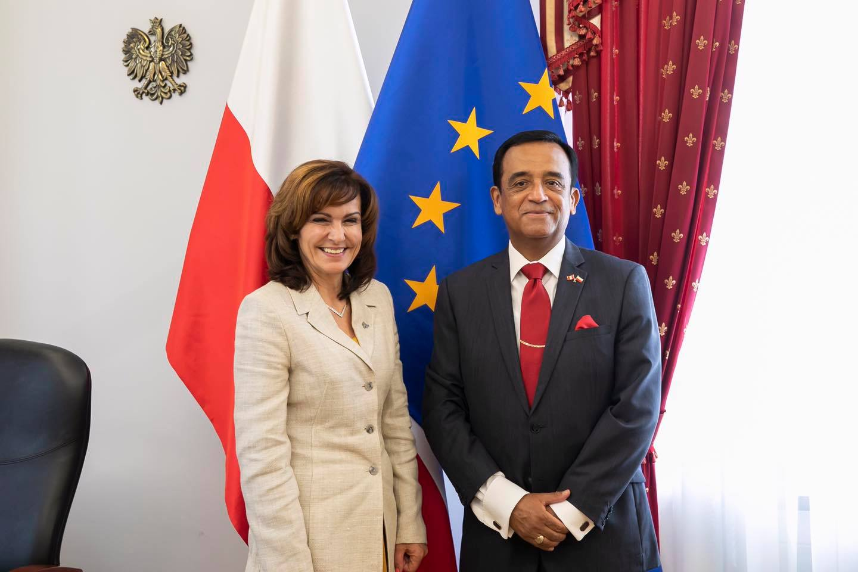 Ambasador Republiki Peru w RP zdj1