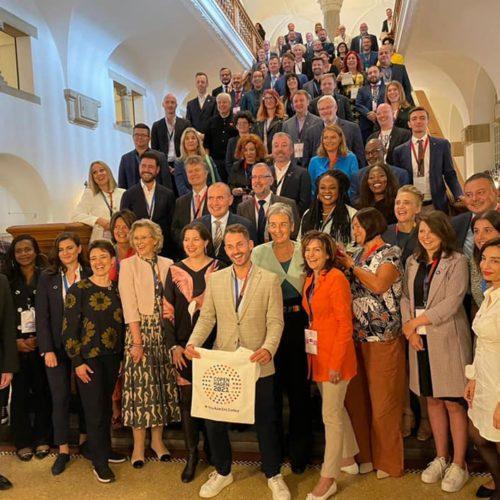 Międzyparlamentarne Zgromadzenie Plenarne na temat sytuacji globalnej społeczności LGBTI+