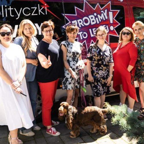 #PolityczkiLewicy w Bielsku-Białej ❤️