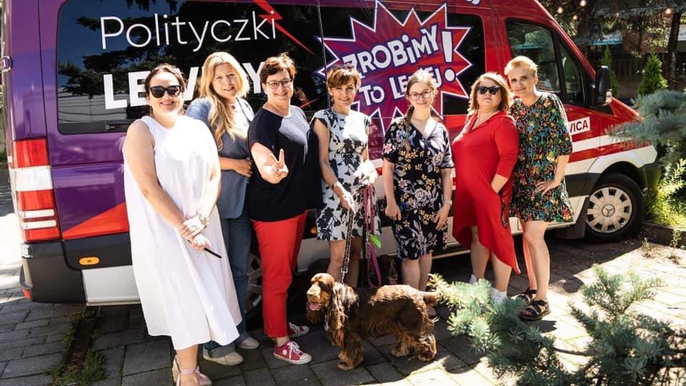 Politycy Lewicy w Bielsku-Białej zdj3