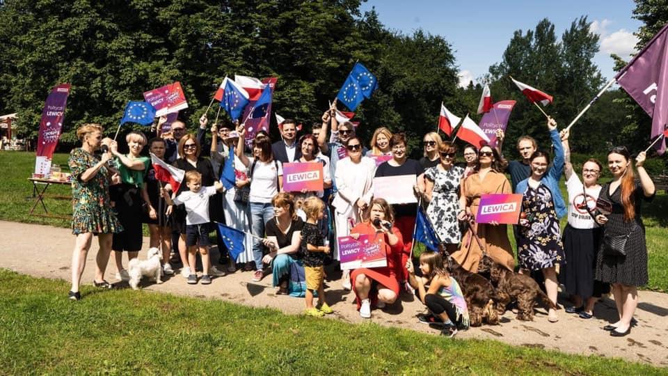 Politycy Lewicy w Bielsku-Białej zdj5