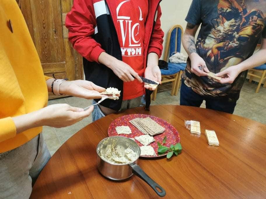 Wegańska kuchnia społeczna w Mysłowicach 4