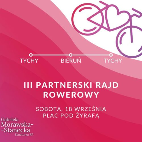 III Partnerski Rajd Rowerowy