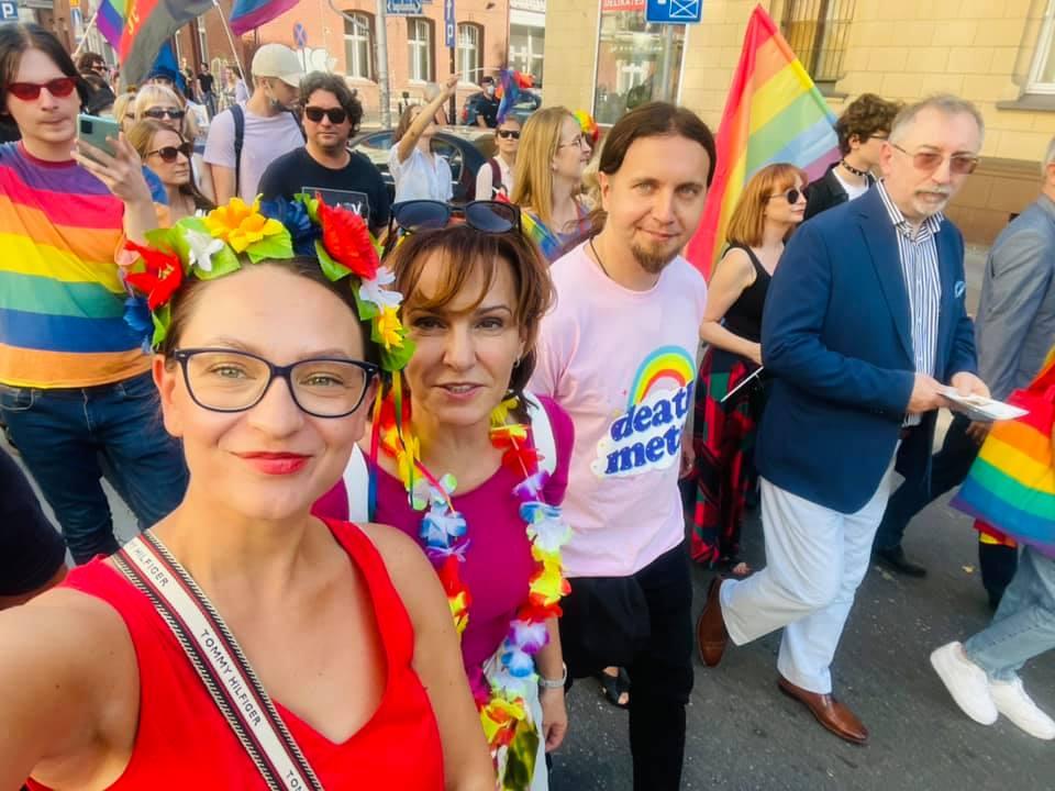 V Marsz Równości w Katowicach 2