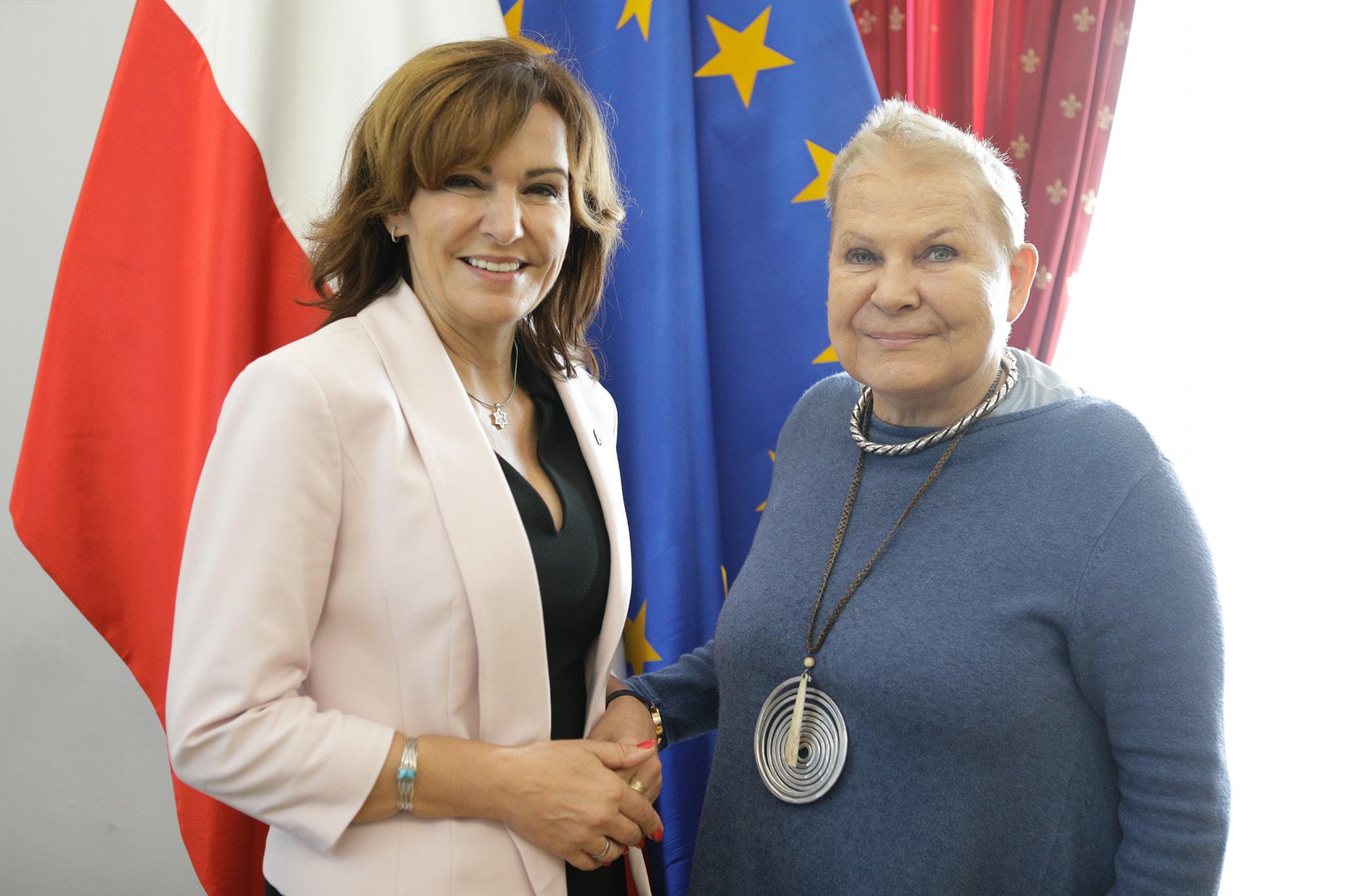 spotkanie Elżbieta Dzikowska